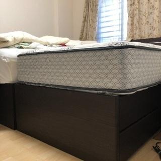 シングルベッド フレームのみ 1台