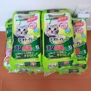デオトイレ 消臭・抗菌シート10枚×11袋