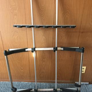 カーメイト製 ロッドホルダー(7本積み)