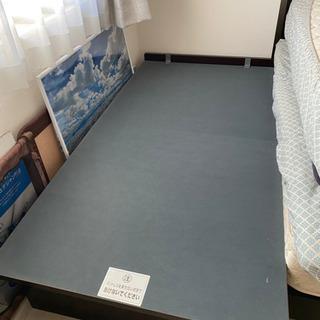 ニトリ 収納付きベッド、マットレスセット
