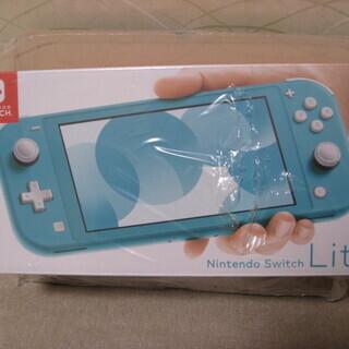 ☆新品 任天堂 Nintendo Switch Lite ターコイズ