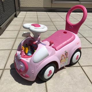 プリンセス 乗車玩具