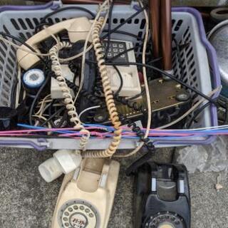 黒電話 各種