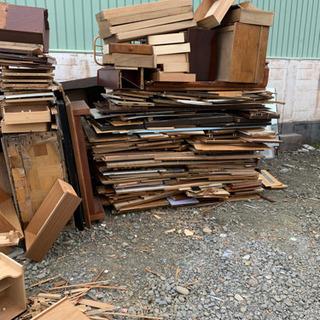 家具の廃材