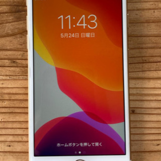 【SIMフリー】iPhone7 128GB
