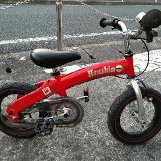 へんしんバイク(赤)