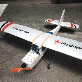 RC 電動飛行機、