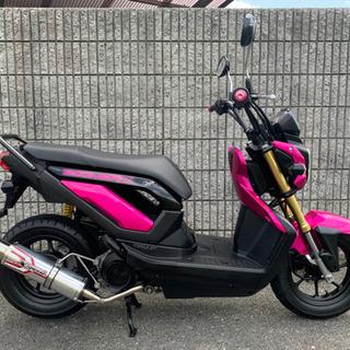 ホンダズーマーX 110‼️カスタム仕様‼️新古車並み