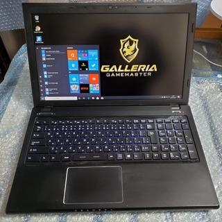 GALLERIA改⑧ Core i7 SSDx2 HDD GTX...