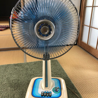 【レトロ雑貨】SHARP扇風機