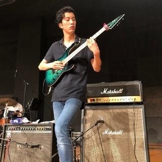 音大生による幅広いギターレッスン!