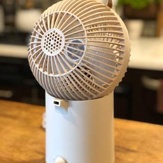 扇風機&ミストファン(扇風機にも加湿器にもなる)新品未使用