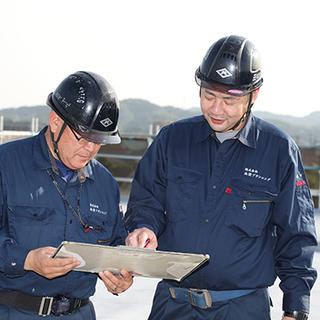アルバイトで日給1万円!!未経験からスタートする防水工事スタッフ