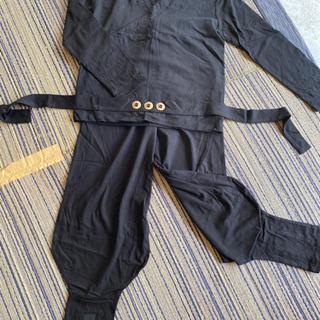 忍者の服✨