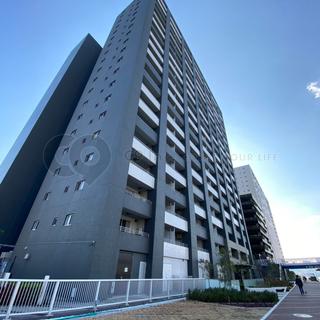 【晴海テラス】2階/50.51㎡/2LDK