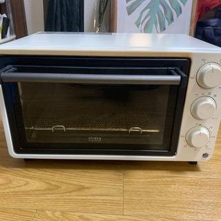 オーブントースター sirocaノンフライオーブン