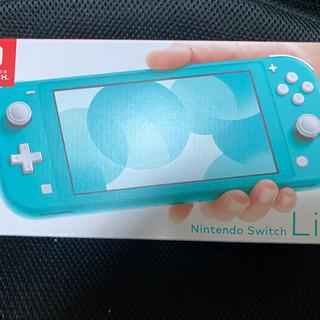 〔新品〕Nintendo Switch Lite ターコイズ  ...