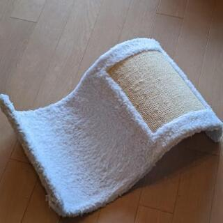 猫トイレ&ニャンてS字な遊び場