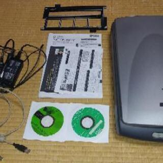 エプソンスキャナーGT-9300UF 自宅保管品 動作未確認