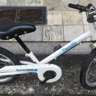 (お取り引き中)16インチ 子供用自転車 補助なし