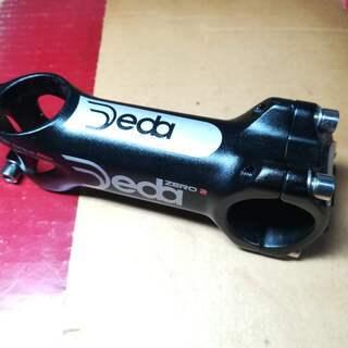 中古 DEDA  ZERO2 ステム 90mm