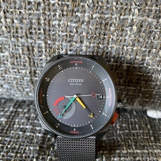 CITIZEN Eco-Drive Riiiverをお売りします...