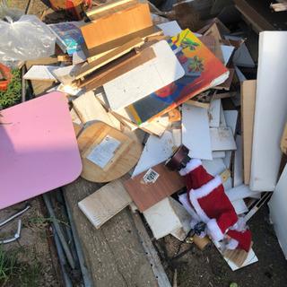 棚等の廃材
