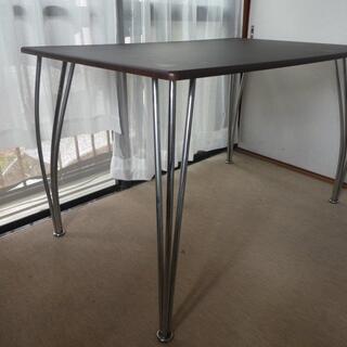 ダイニングテーブル 幅1200mm 奥行き750mm 高さ720mm