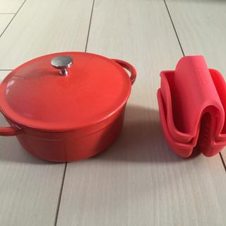 LOPAN ミニココット鋳鉄鍋(12cm)