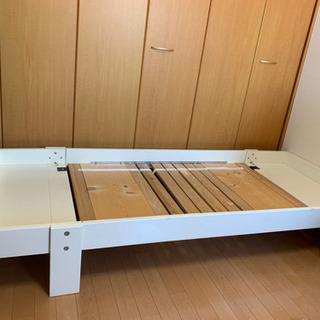 IKEA 3段階変形ベッド ベビー〜大人対応