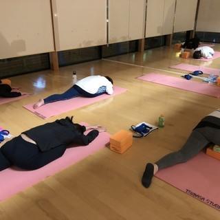 【アロマヨガ】木曜日19:00~ inてんしば★『ジモティーをみ...