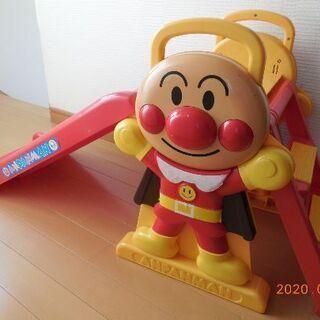 決まりました!! アンパンマン滑り台とおもちゃまとめて