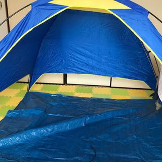 【未使用】屋外用テント