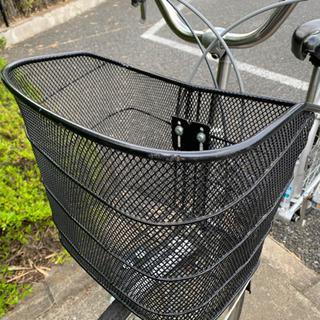 ノーパンクタイヤの自転車26インチ