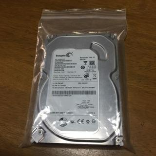 ハードディスク500GB