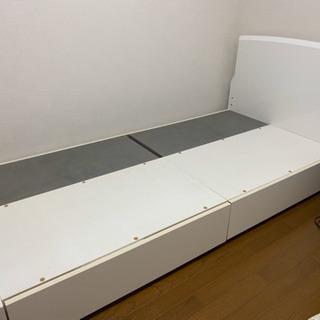 ニトリ 収納付きベッド