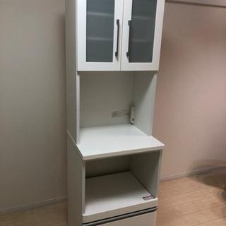 【お取引決まりました】ニトリ レンジボード(食器棚)