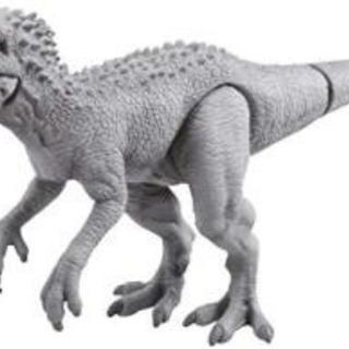 アニア ジュラシックワールド インドミナスレックス アロサウルス...