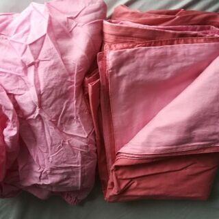 新品未使用布団カバーとボックスシーツ シングル 綿