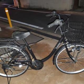 自転車 変則付き