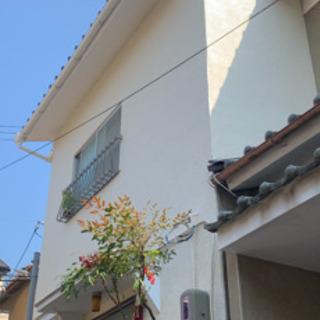 外壁塗装工事、防水塗装工事
