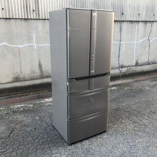 ★ 動作〇 ★ 日立 ノンフロン冷凍冷蔵庫 R-SF45YM 4...