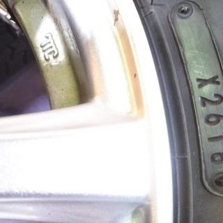 冬/14インチ【2018年】ヴィッツ AQUA アクア ポルテ スペイド マーチ スイフト パッソ【~90%富山市/手渡しもOK】165/70R14 日本製 ダンロップ 中古4本 - 売ります・あげます