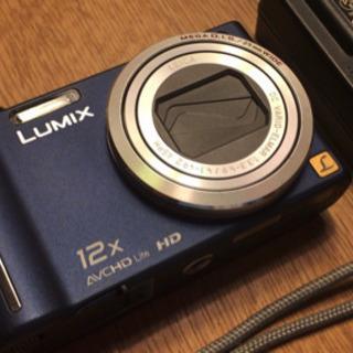 Panasonic LUMIX DMC-TZ7 デジタルカメラ ...