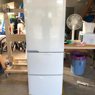 2008年 三菱 冷蔵庫  美品