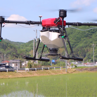 農業用ドローンで除草剤・農薬散布