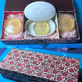 CLATHAS クレイサス オリジナル 石鹸&陶器の入れ物…
