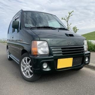 ワゴンR ターボ マニュアル 4WD