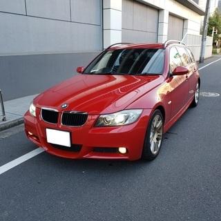 BMW320Mスポツーリング H21 車検4年3月 走行7500...