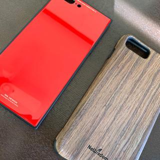 iphone 7plus ケース 2セット